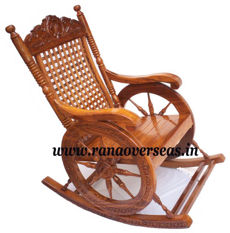 Sheesham Wood Rocking Chair 3. Please Upgrade To Full Version Of Magic Zoom™